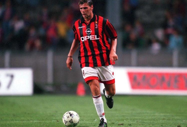 FUSSBALL: italienische Liga 97/98 AC MAILAND 28.07.97