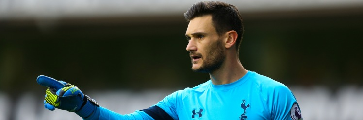 29 October 2016 - Premier League - Tottenham Hotspur v Leicester City - Tottenham Hotspur goalkeeper Hugo Lloris - Photo: Marc Atkins / Offside.